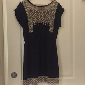 Patterned Madewell Dress